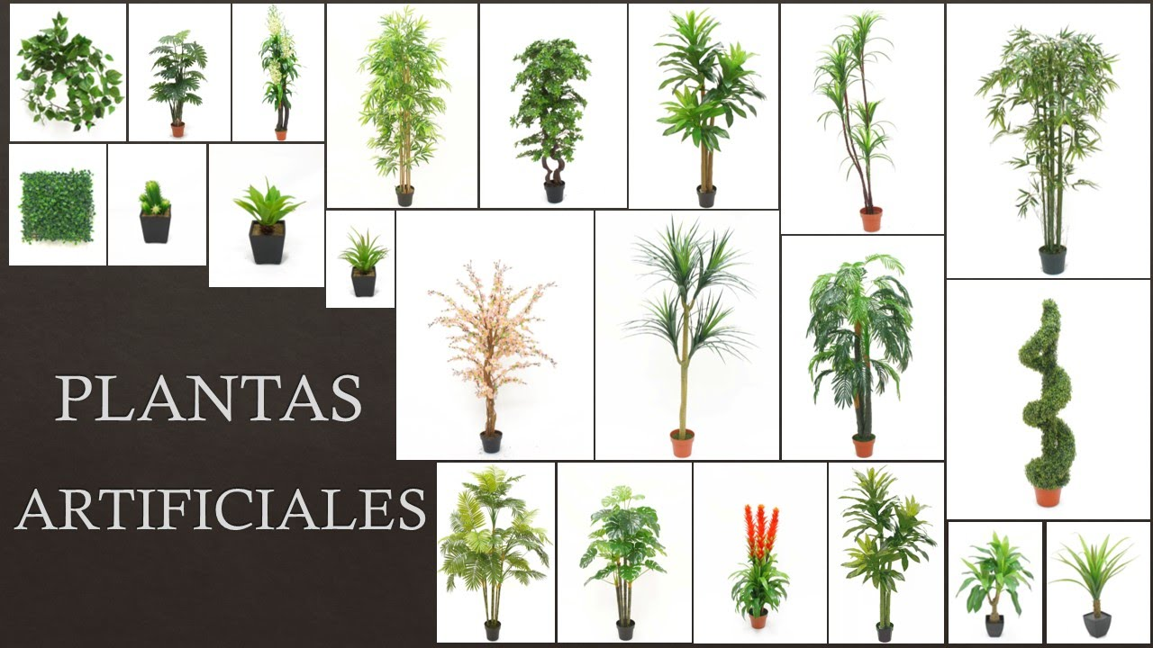 Plantas artificiales inova industrial for Plantas artificiales